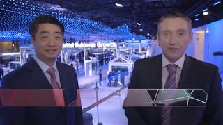 Rotating CEO of Huawei Ken Hu On 5G
