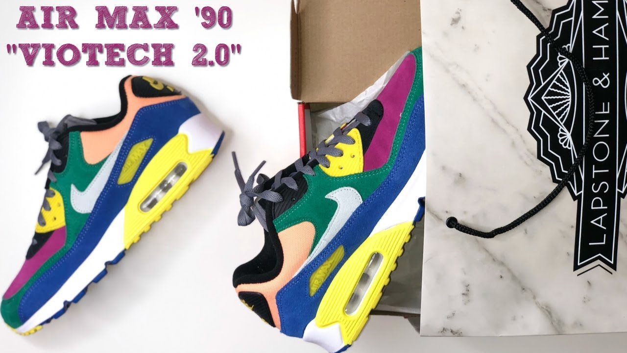 HONEST REVIEW OF THE NIKE AIR MAX '90