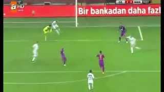 Galatasaray 4 - 0 Manisaspor Geniş Maç Özeti 3 MART 2015