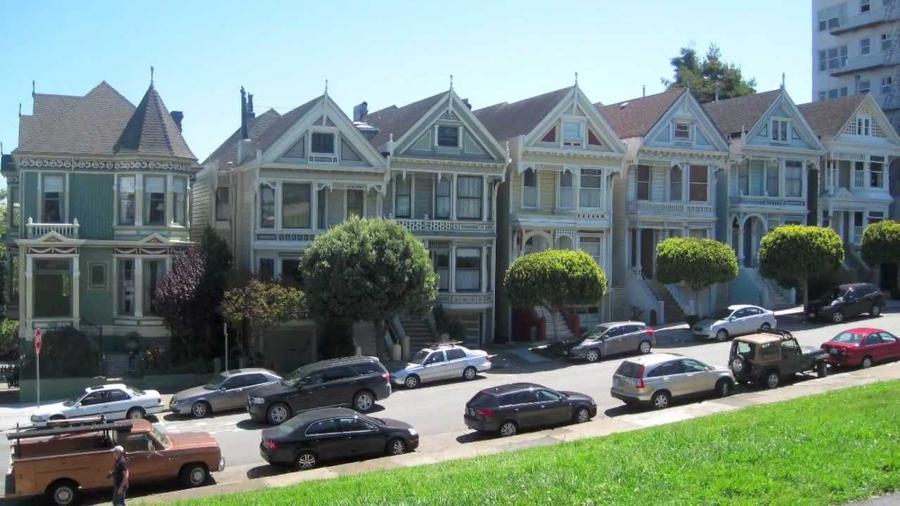 Full House Filming Location   July 2011   YouTube