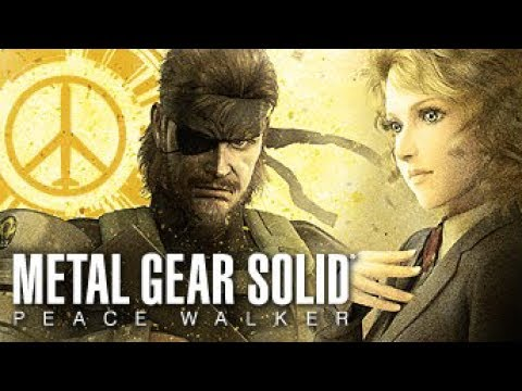 Metal Gear Solid: Peace Walker (S Rank Online CO-OP Run)
