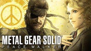 Metal Gear Solid: Peace Walker (S Rank Online CO-OP)