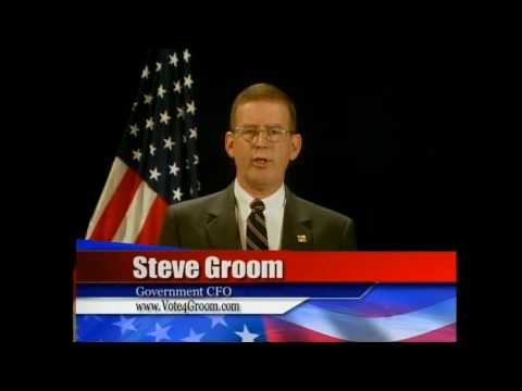 Steve Groom for Torrance City Treasurer
