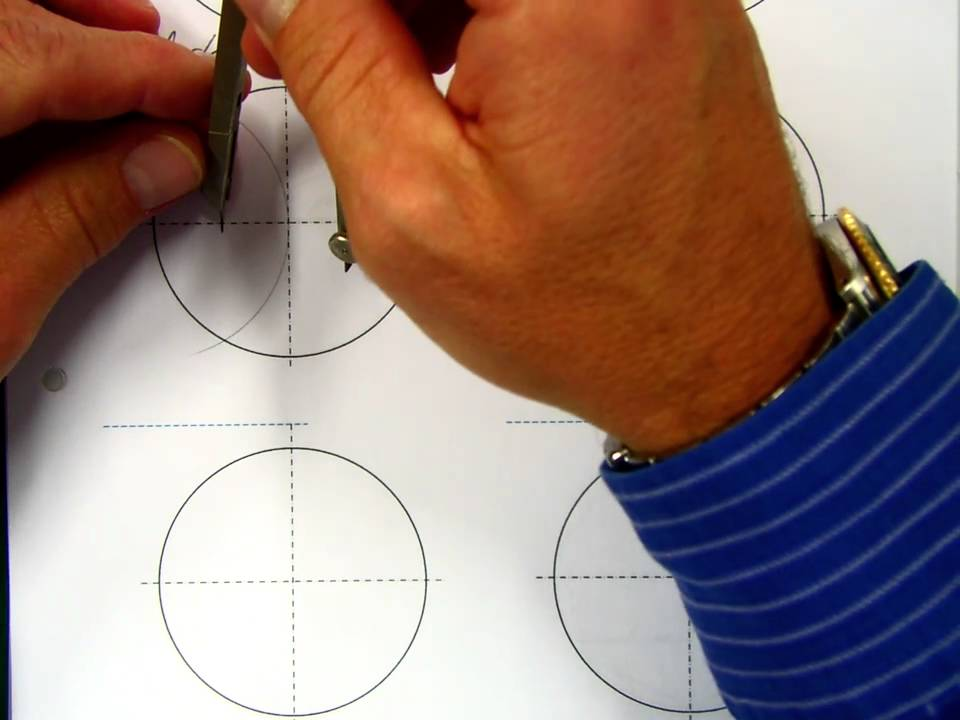 Geometrie zirkel