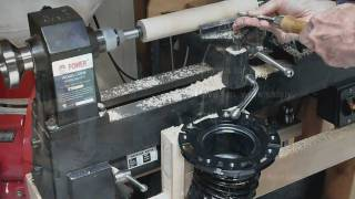 A Simple And Sturdy Stand For The Mini Wood Lathe