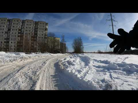 Gopro 9 video artifacts at low temperature (-15C)