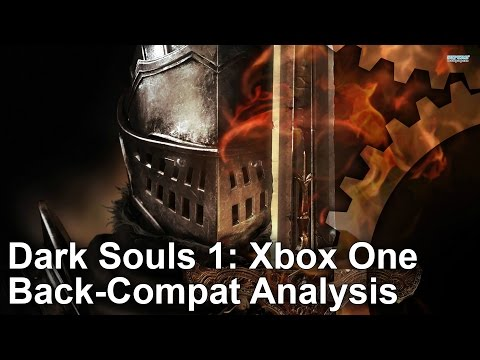 How well does Dark Souls perform on Xbox One?
