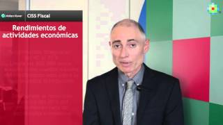 Novedades Declaración IRPF 2015 (2ª Parte) | CISS Fiscal