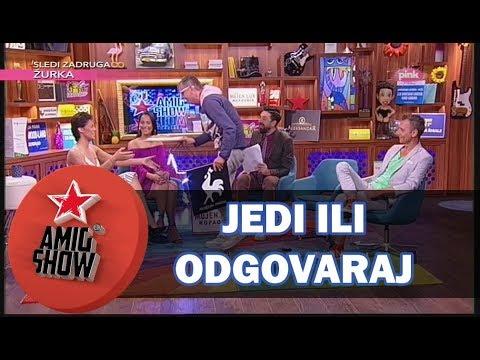 Jedi ili Odgovaraj - Ami G Show S10 - E33