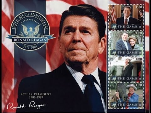 the political career and presidency of ronald wilson reagan