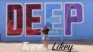 TWICE LIKEY — full dance cover by crystal diamond