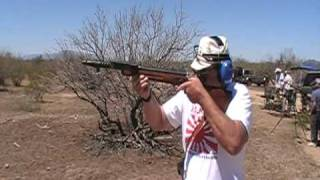 More Shooting of the Japanese T-100 SMG