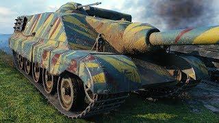 AMX 50 Foch B - 6 Shot Autoloader - World of Tanks Gameplay