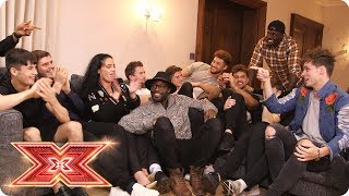 Becca visits the Contestant House | Just Eat's Xtra Bites | Episode 8