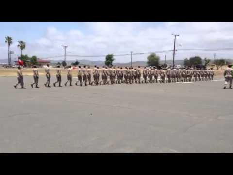 To the winds march drill