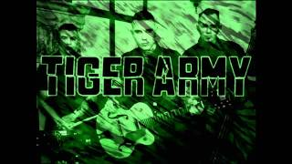 Tiger Army - As The Cold Rain Falls