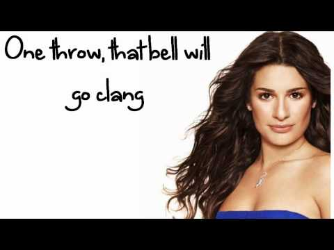 Glee Cast - Don't Rain On My Parade (Lyrics)