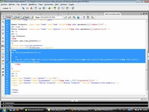 VideoTutorial 33 del Curso de PHP POO