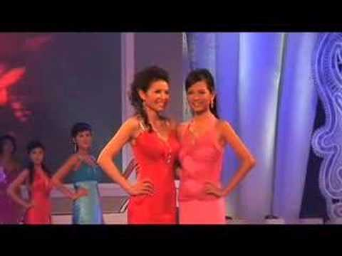 Miss Singapore Universe 2007 - The Crowning