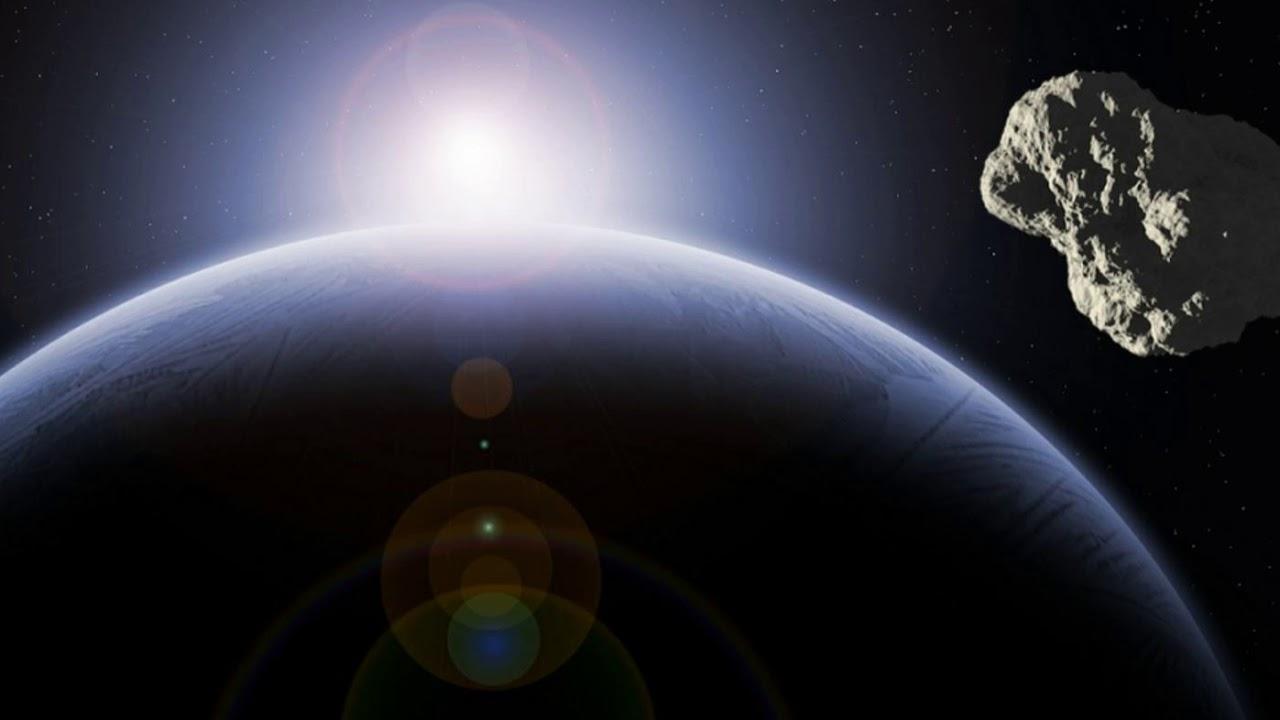 asteroid near earth - 1030×720