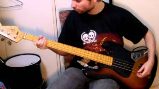 Green Day - X Kid  Bass Cover HD (1080p)
