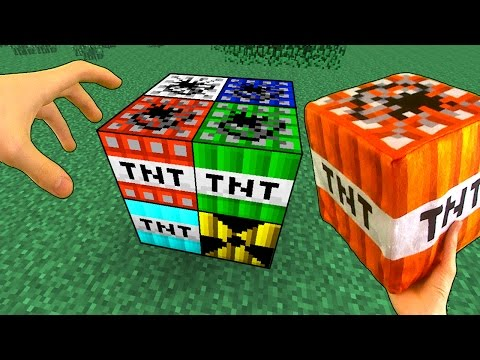 Thumbnail: Realistic Minecraft - MORE TNT