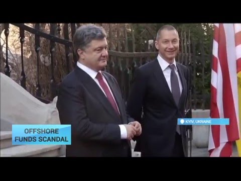 Offshore Funds Scandal: Offshore accounts of 'power player' Poroshenko revealed