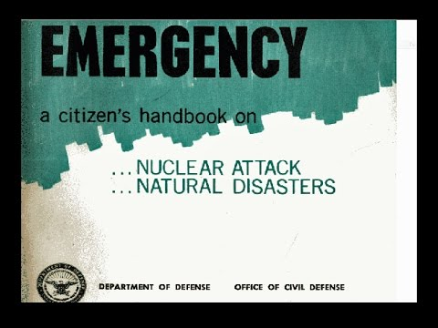 Self-Help Nuclear Attack Survival Guide