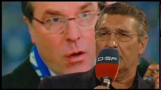 Assauer und Stevens im Audi Star Talk (2009) - Teil 2