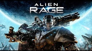 Alien Rage Unlimited Gameplay Pc Max Setting GTX 760 OC