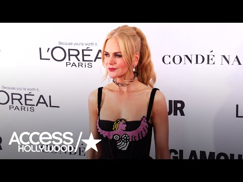 Celebrating Strong Women At Glamour's Women Of The Year Awards | Access Hollywood