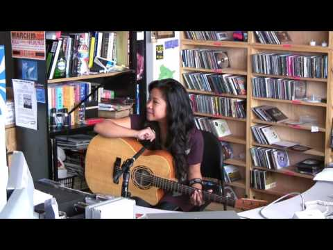 Zee Avi: NPR Music Tiny Desk Concert