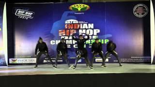 13 13 crew gold medalist) INDIAN HIP HOP DANCE CHAMPIONSHIP 2013