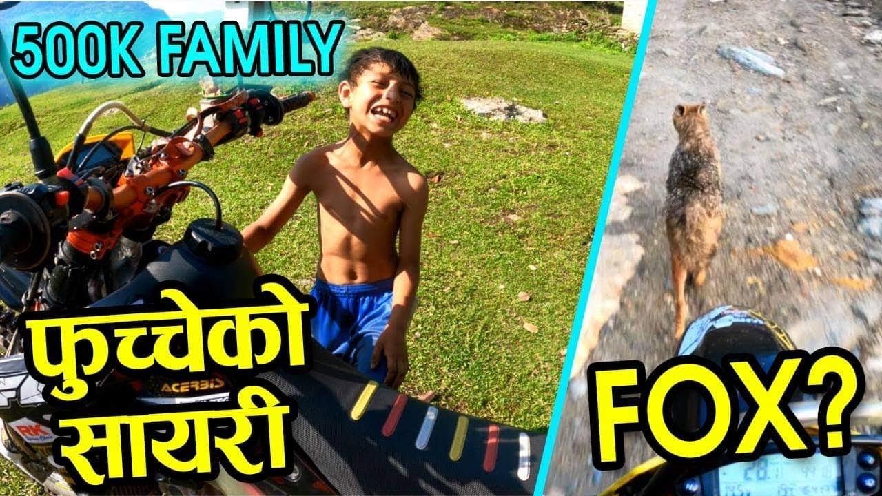 Meet with crazy Kid || village To Kot Mandir || 500 K MRB Vlogs