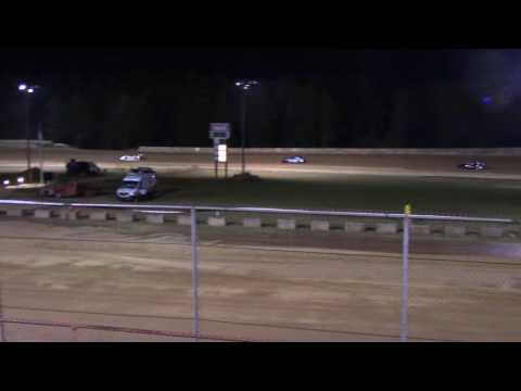 Baton Rouge Raceway mini stock May 21 Feature Race 1