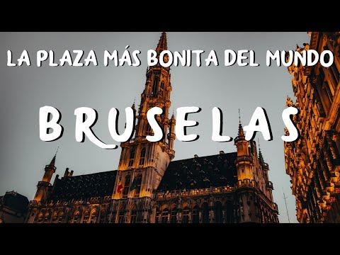 ¿VALE LA PENA VISITAR ESTA CIUDAD? - 48 HRS EN BRUSELAS