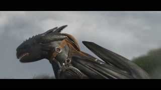 Toothless Pouting Big Baby Boo (HTTYD 2 Trailer)