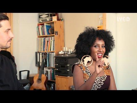 LYEtv  Love & Music with Lidiaana #4  ዕላል ምስ Martin our Creative Composer Eritrean Show 2018