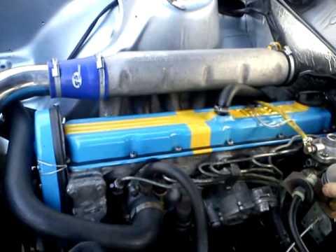 Volvo 240 D24+T+IC - YouTube