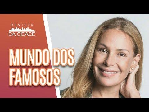 Casamento De Isis Valverde, Reprises De Carolina Ferraz E Mumuzinho  - Revista Da Cidade (11/06/18)
