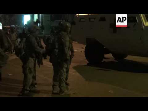 French special forces storm Burkina Faso hotel