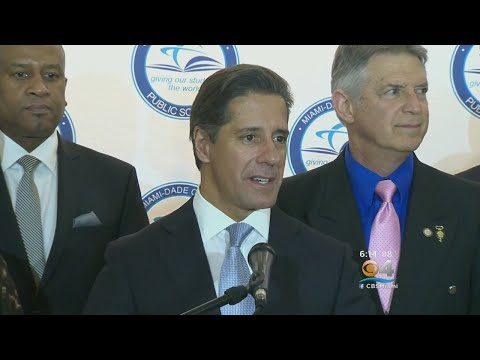 MDCPS Administrators Gather At Adrienne Arsht Center To Discuss Upcoming School Year