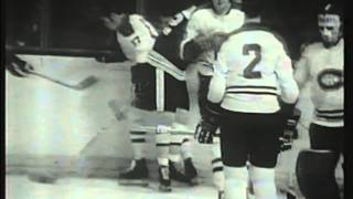 NHL , 16/01/1971  Montreal Canadiens - Boston Bruins (3)