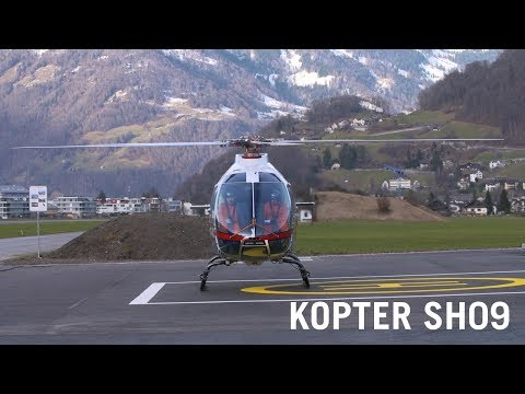 Kopter Rebrands from Marenco Swisshelicopter and Progresses Towards Certification – AINtv