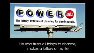 Powerball and the tax on stupid