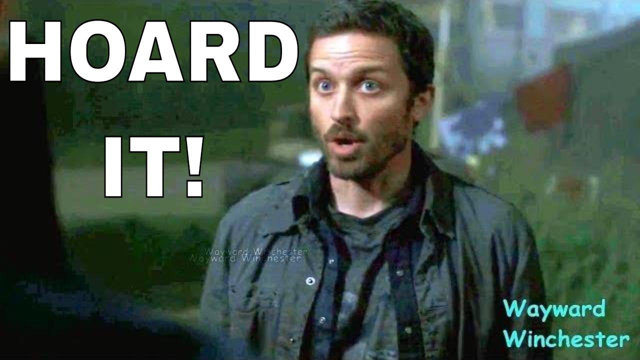 Download Chuck 'HOARD TOILET PAPER!' God Predicted The Future Croatonavirus On Supernatural