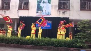 Múa Dòng Máu Lạc Hồng .. Giải nhất cuộc thi tiếng hát dưới mái trường chi đoàn 11a6