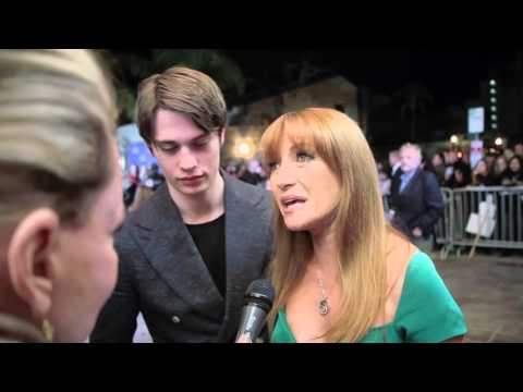 SBIFF 2016: Jane Seymour and Nicholas Galitzine Red Carpet Interview