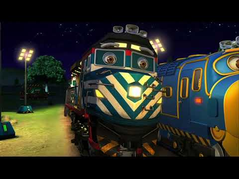 Chuggington  Park Patroller Wilson  on Caring  Cartoon for Children
