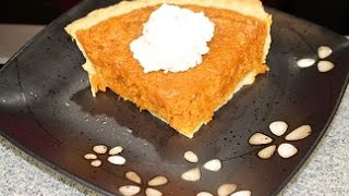 Sweet Potato Pie (legacy)  How - To - Make